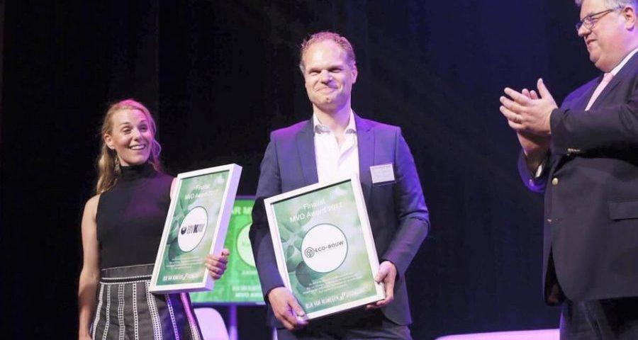 Eco+Bouw MVO award