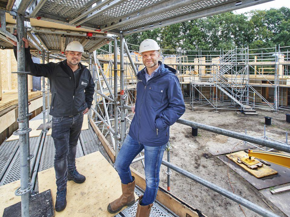 Stijn Rongen Gigant en Patrick Schreven ECO+BOUW