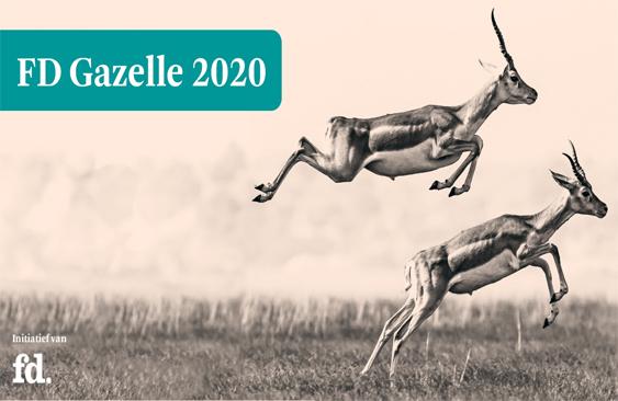 FD Gazellen Award 2020 ECO+BOUW